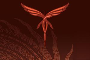 earth phoenix logo